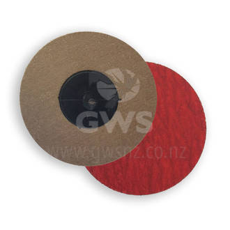 Roloc Style Quick Change Sanding Disc 76mm