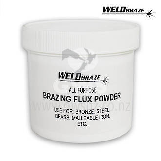 WELDbraze® Flux All Purpose Brazing Flux Powder
