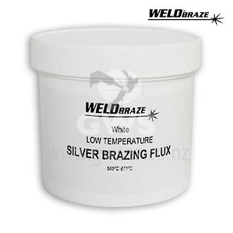 WELDbraze® Flux Silver Brazing 602 Low Temp Paste