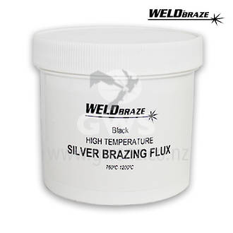WELDbraze® Flux Hi Temp Silver Brazing Paste